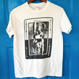 Vintage Cotton Women's M/L Cloth Tag Joker Tee